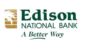 Edison National Bank Logo
